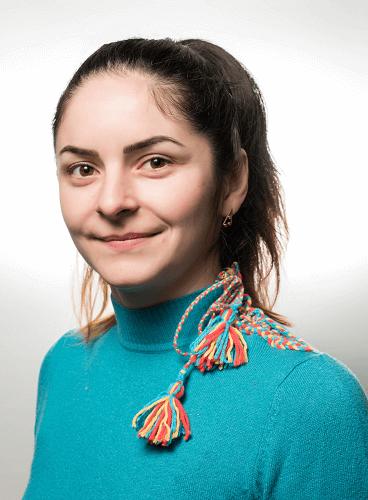 Mădălina Baic-Roșu, vicepreședintă USR Ciacova