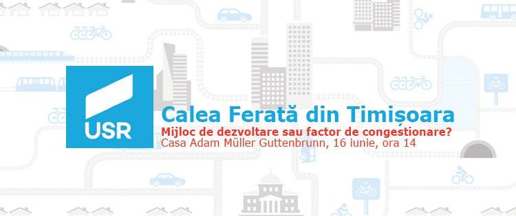 Calea Ferată din Timișoara – posibile soluții