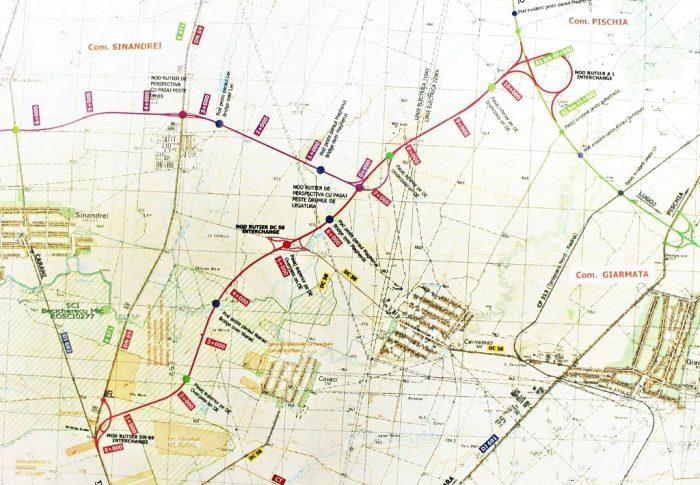 Cătălin Drulă – Drumul de legătură Timișoara – Autostrada A1