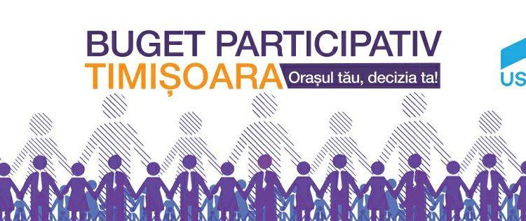 Scrisoare deschisă – USR propune adoptarea Bugetului Participativ în Timișoara chiar din 2018