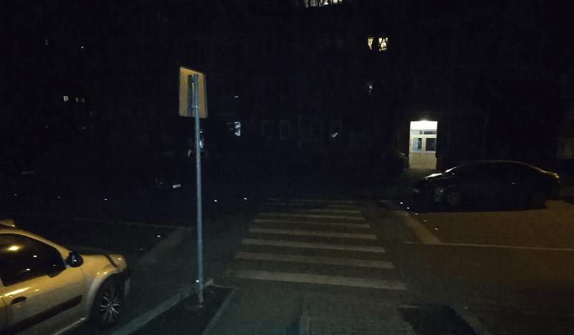 Trecere de pietoni din Timișoara
