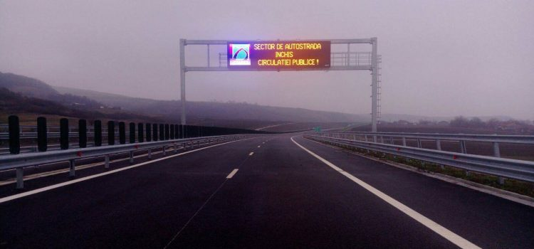 Cătălin Drulă – Scrisoare deschisă despre situația inacceptabilă a autostrăzii gata de trafic Sebeș-Turda