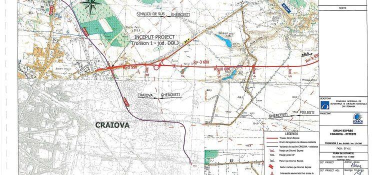 Cătălin Drulă: Dezastrul autostrăzilor sub PSD. Azi, episodul Craiova-Pitești
