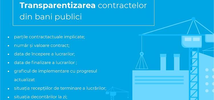 USR propune un model de bune practici pentru transparentizarea contractelor publice