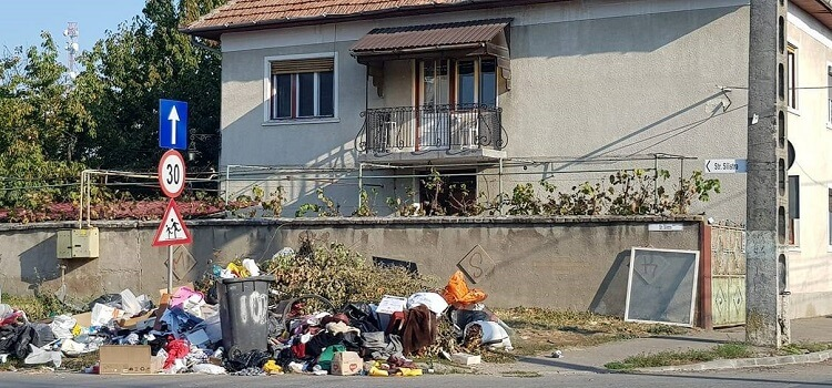 Nicolae Robu dezinformează. Timișoara e plină de gunoaie și Primăria e responsabilă
