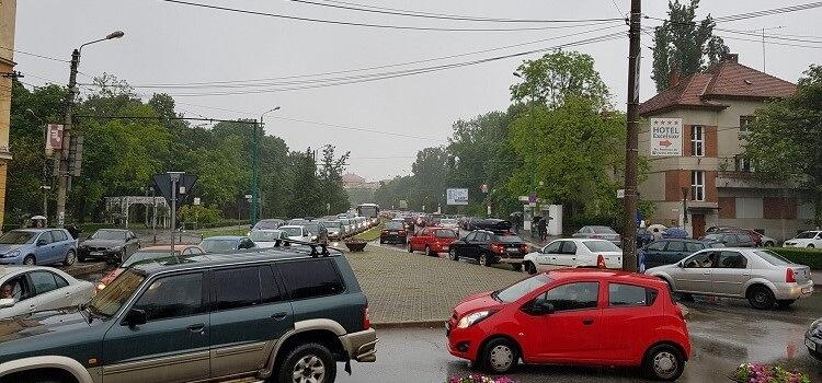 Cum putem decongestiona traficul din Timișoara. Câteva principii pentru mobilitate urbană durabilă
