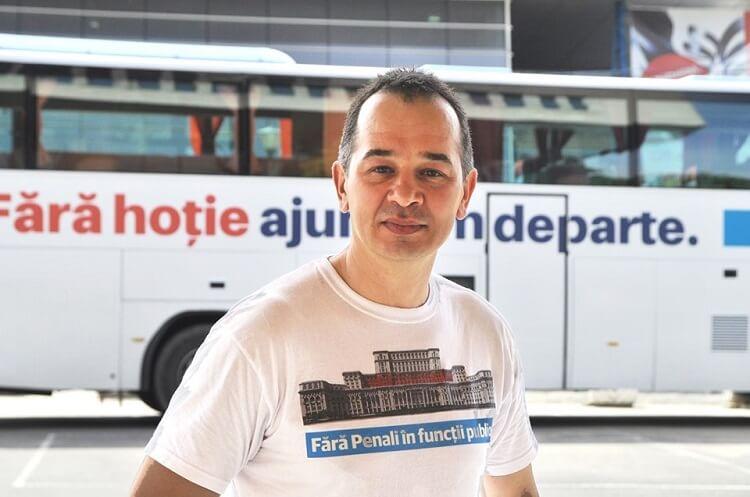 #MesajeDeLaCandidații în campania internă a USR pentru Primăria Timișoara. Alexandru Cadar