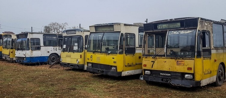 Muzeul de Transport Public din Timișoara – administrat de oameni cărora nu le pasă de muzeu, de exponate sau de timișoreni