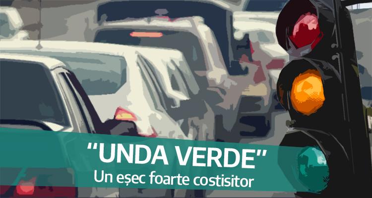 Proiectul de Trafic Management și Siguranță a Traficului (Unda Verde) ne-a costat de 7 ori mai mult decât trebuia!