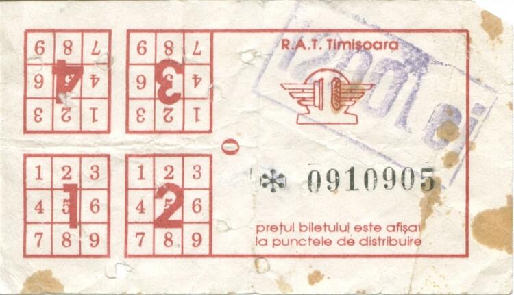Sistemul de ticketing al Societății de Transport Public Timișoara este limitat și prost administrat