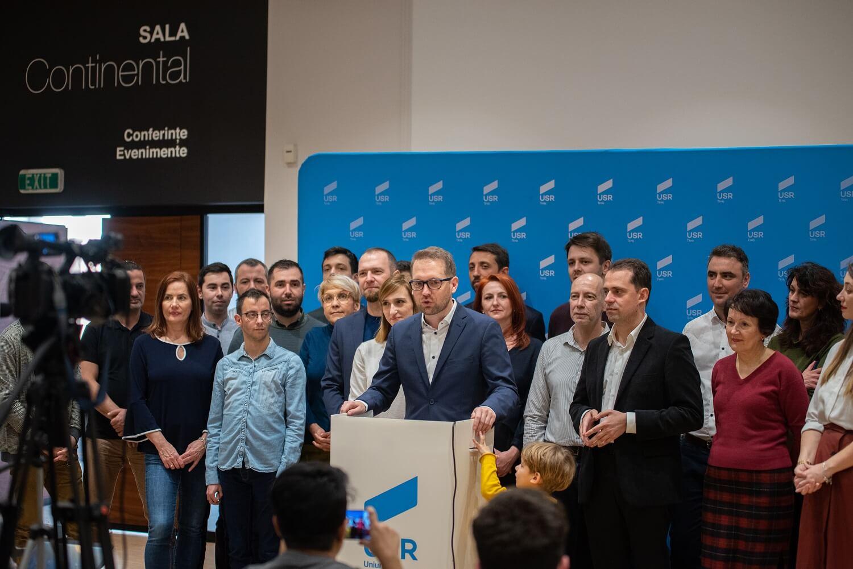 USR Timișoara și-a desemnat lista de candidați pentru Consiliul Local