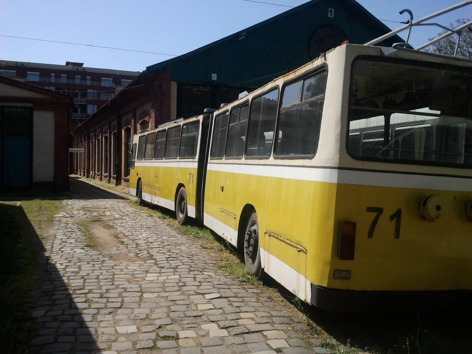 Societatea de Transport Public Timișoara e pe cale să arunce la fier vechi firobuze de colecție