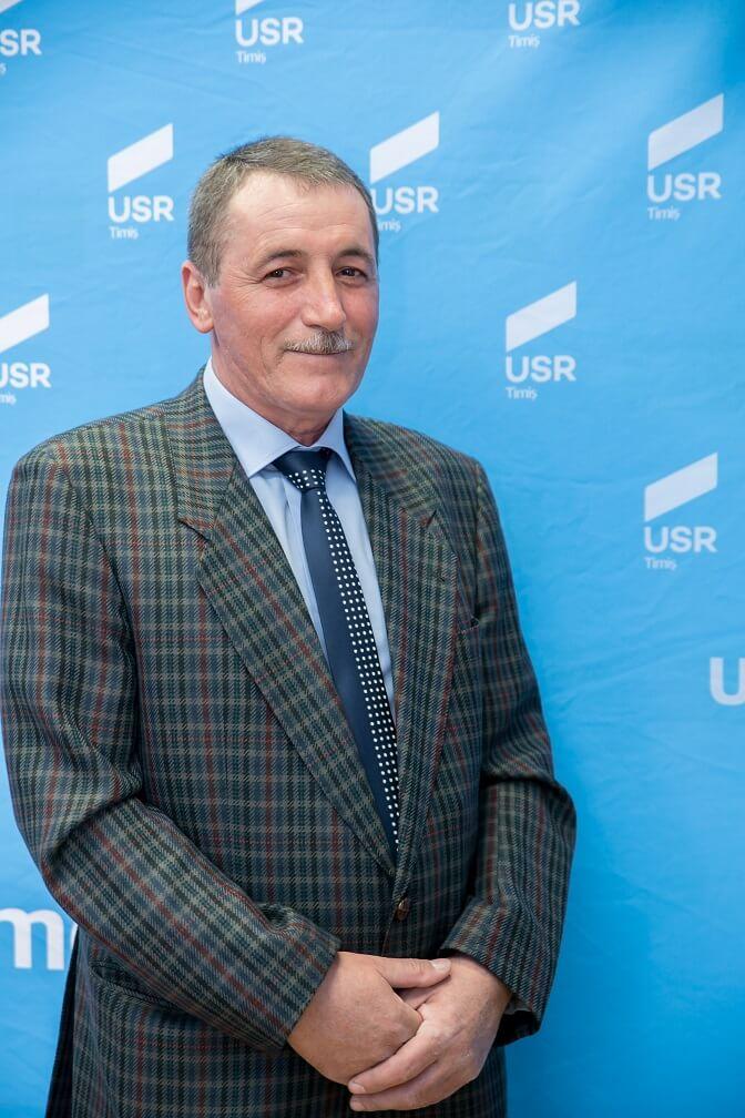 Liviu Gavril, Candidat USR la Consilul Local Sânmihaiu Român