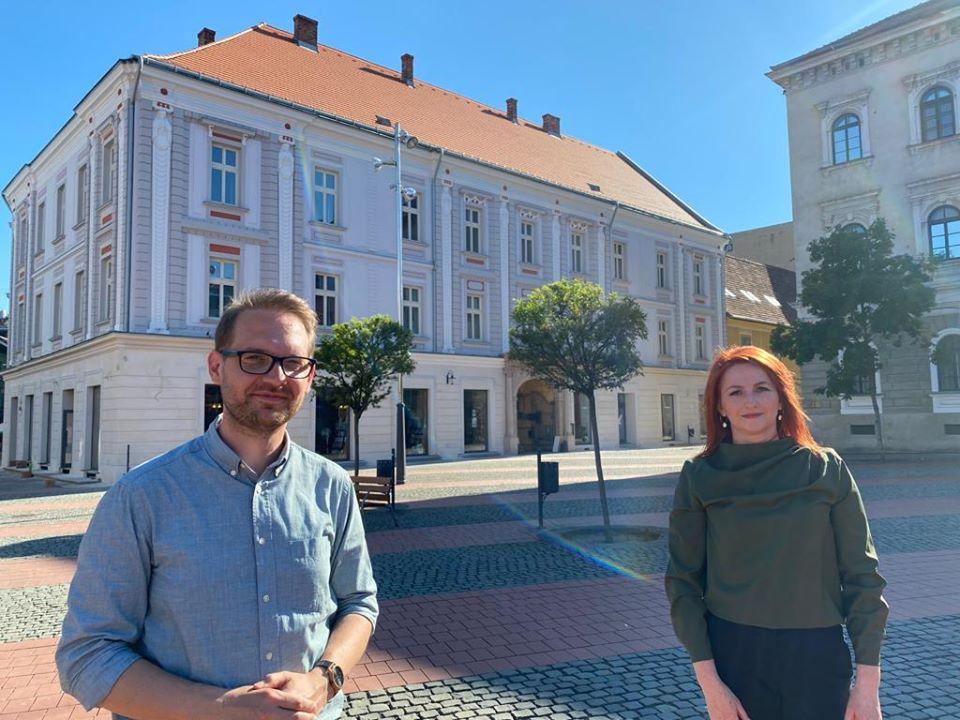 Planul lui Dominic Fritz și al USR PLUS pentru reabilitarea clădirilor de patrimoniu din Timișoara