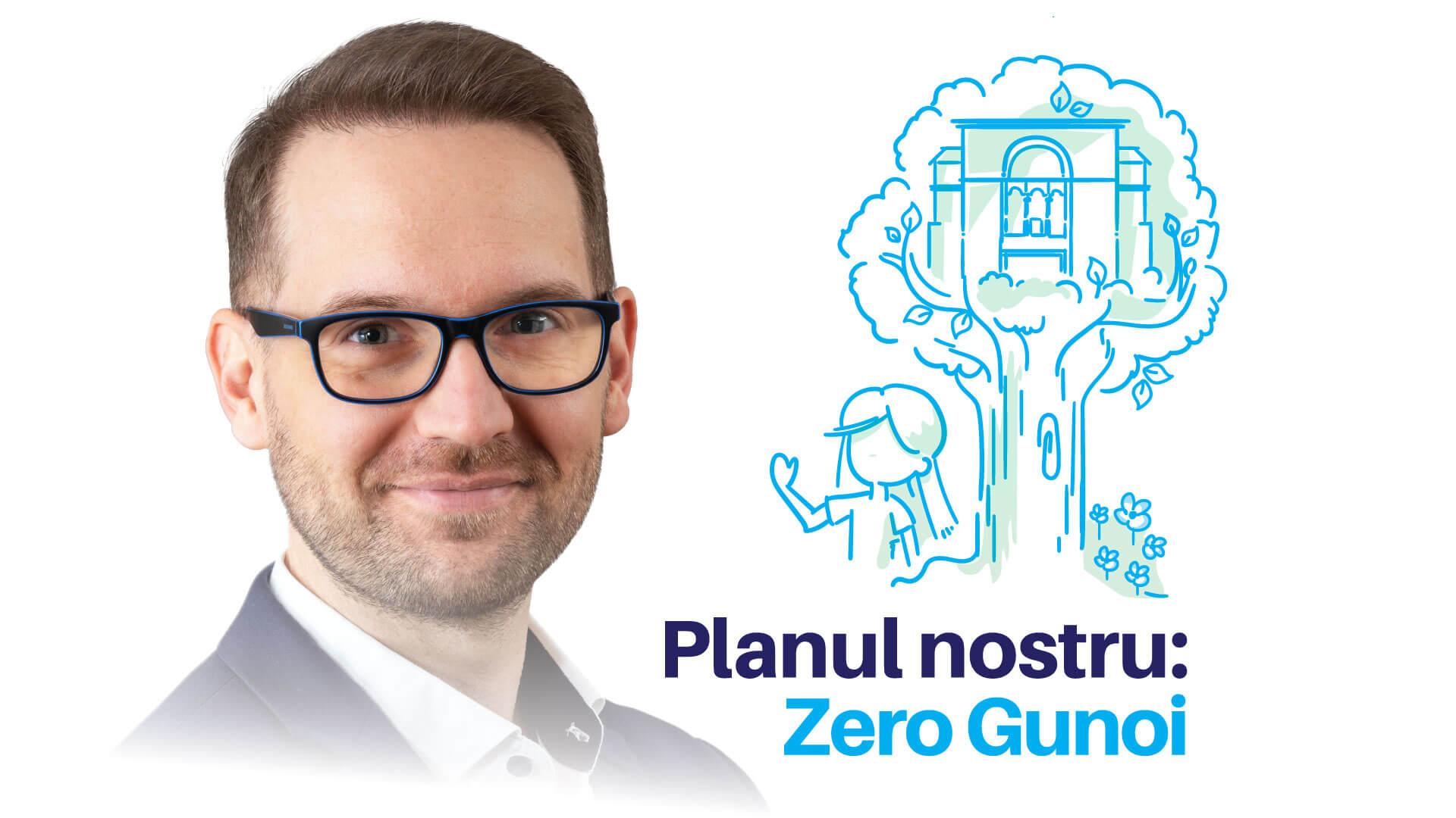 Zero gunoi. Planul lui Dominic Fritz și al Alianței USR PLUS pentru curățenie în Timișoara